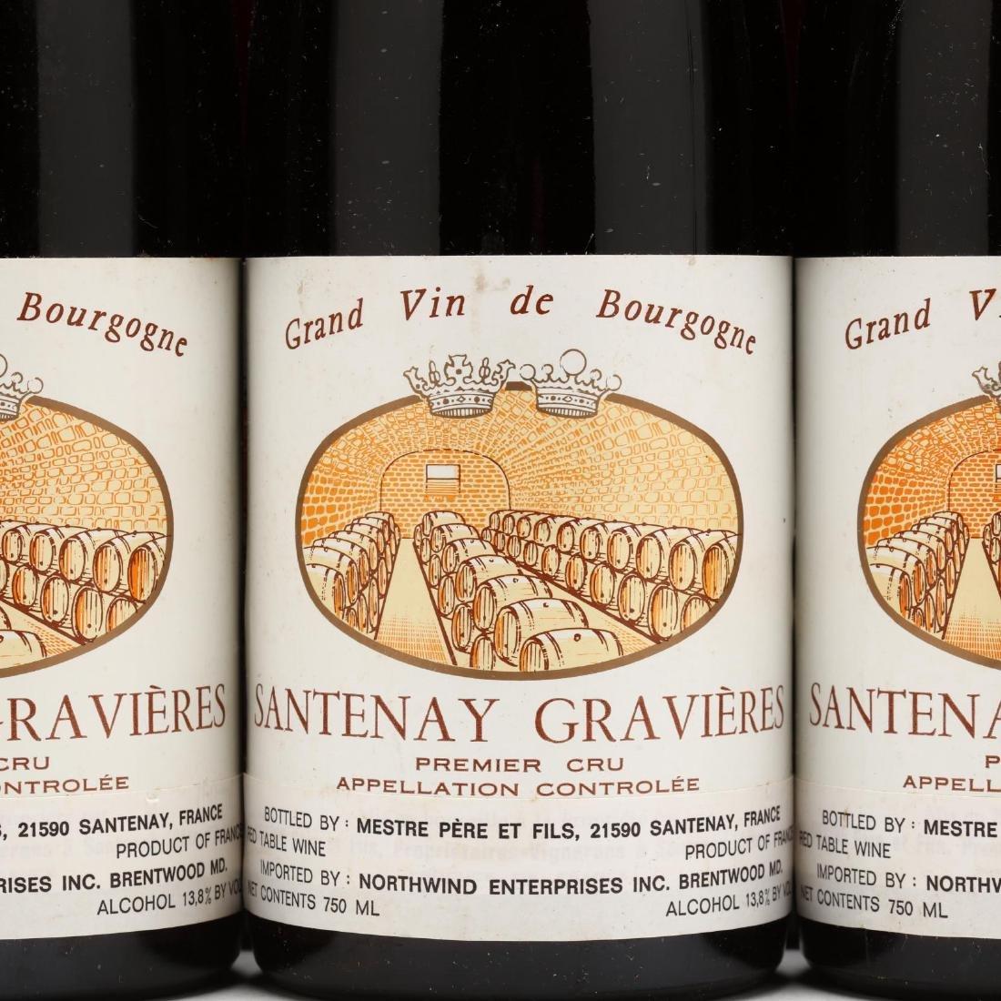 Santenay Gravieres - Vintage 1983 - 2