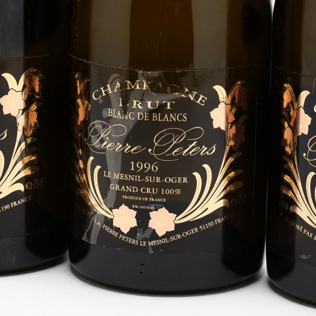 Pierre Peters Champagne - Vintage 1996 - 2
