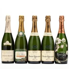 Wine Director's Choice Champagne Selections