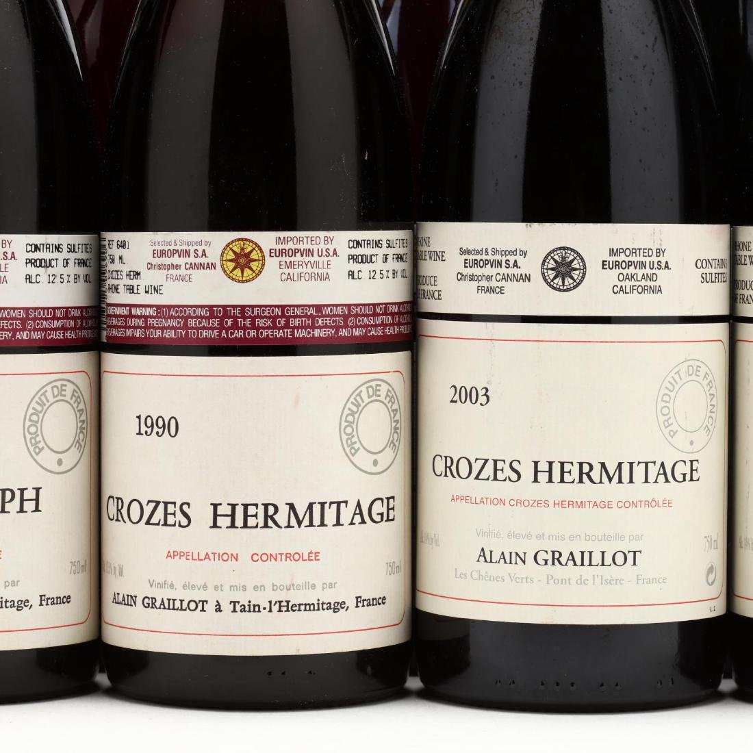 Spectacular Selection from Alain Graillot - 2