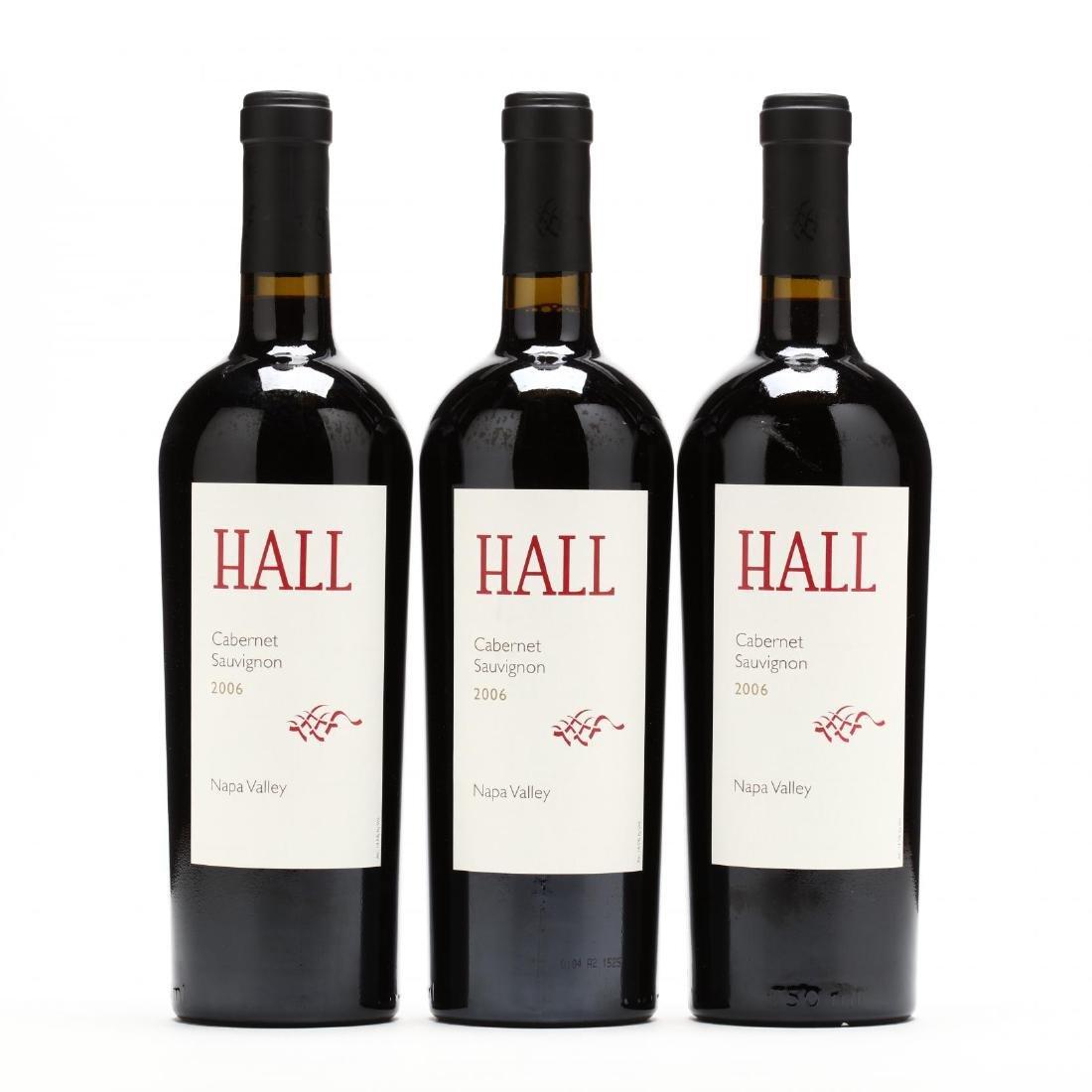 Hall Wines - Vintage 2006