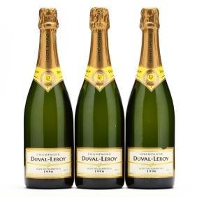 Duval-Leroy Champagne - Vintage 1996