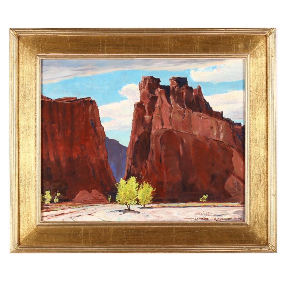 Lawrence Hosmer (CA, 1895-1984),  Redwalls &