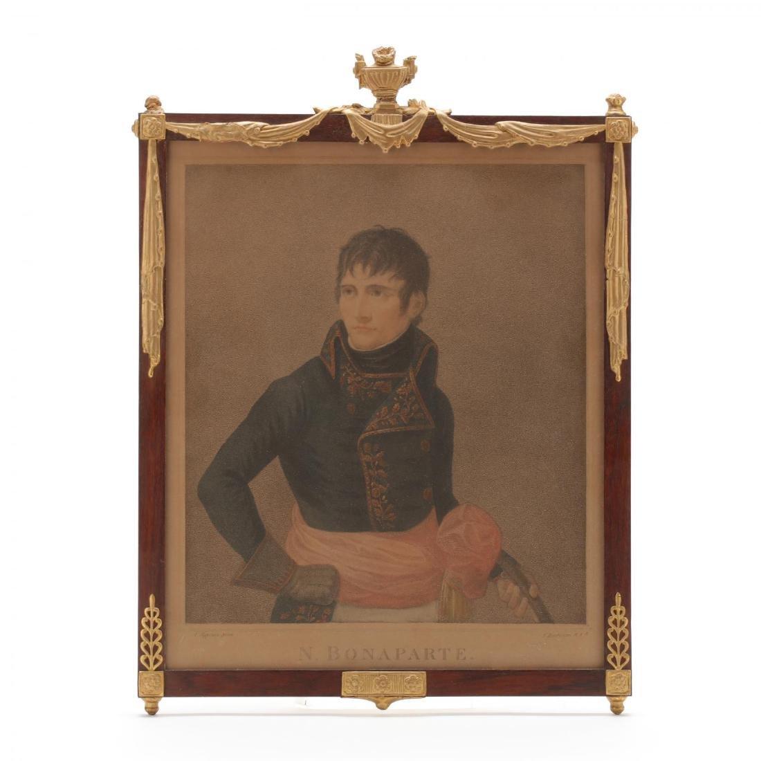 Francesco Bartolozzi (Italian, 1727-1815),  Napoleon