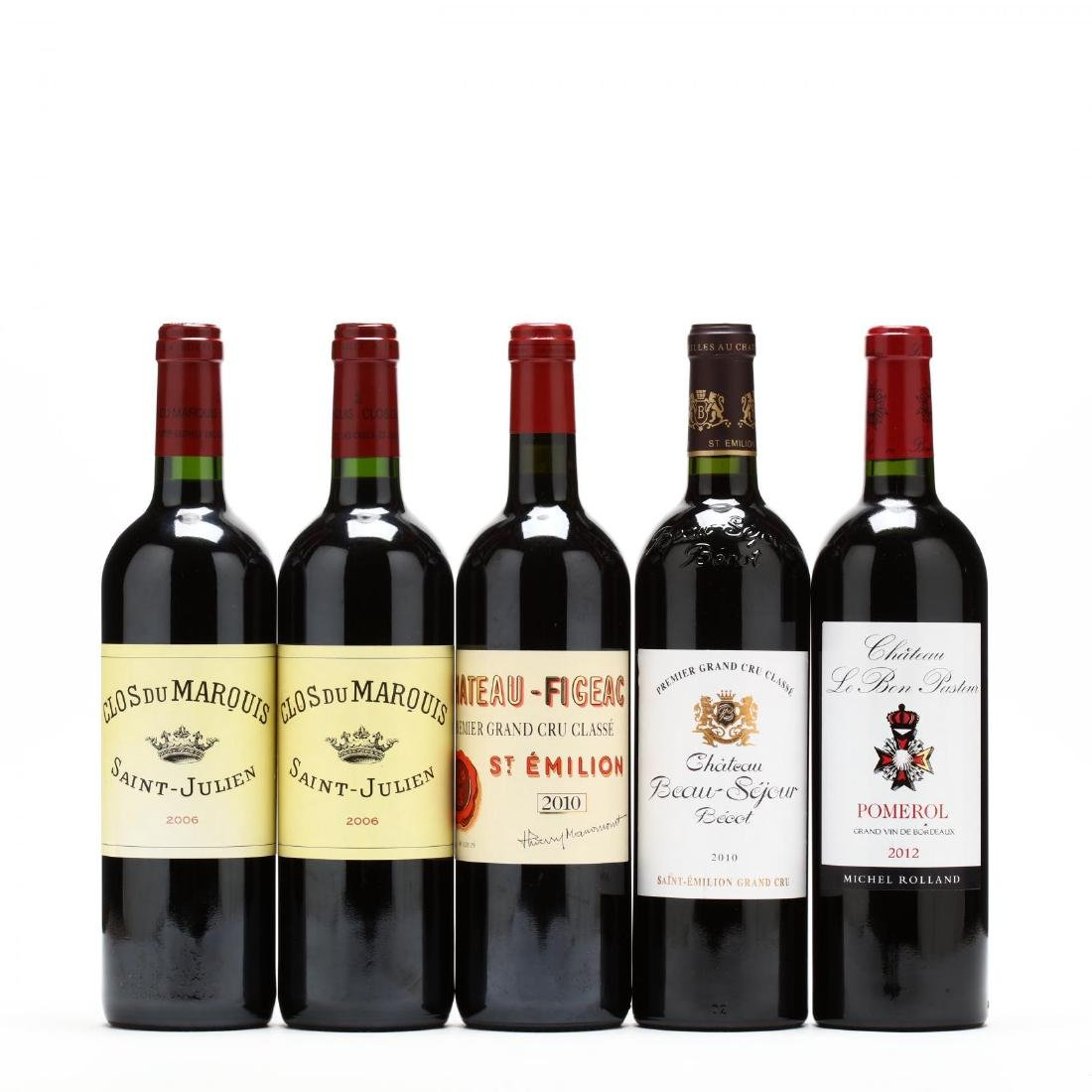 Appealing French Bordeaux Collection