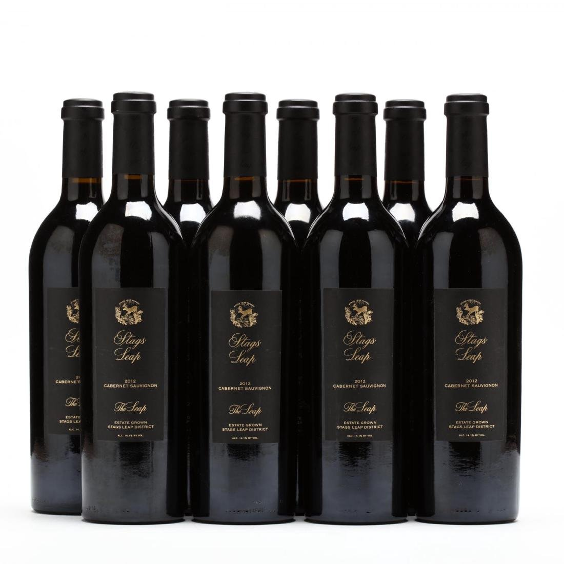 Stags' Leap Winery - Vintage 2012