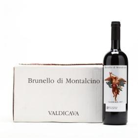 Brunello di Montalcino - Vintage 1997