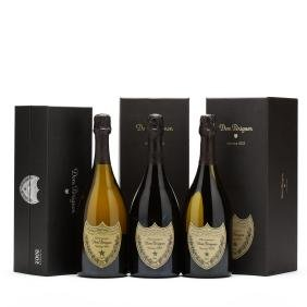 2002-2004 Moet & Chandon Champagne Vertical