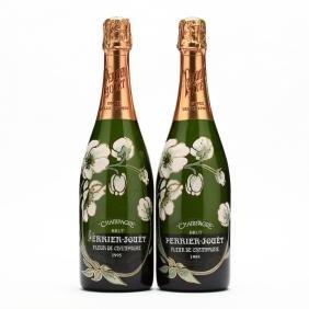 Perrier-Jouet Champagne - Vintage 1995
