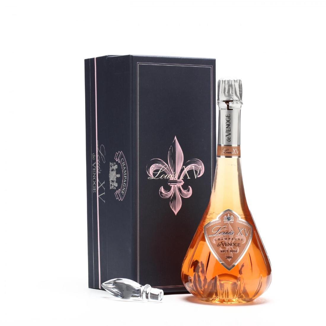 De Venoge Champagne - Vintage 2006