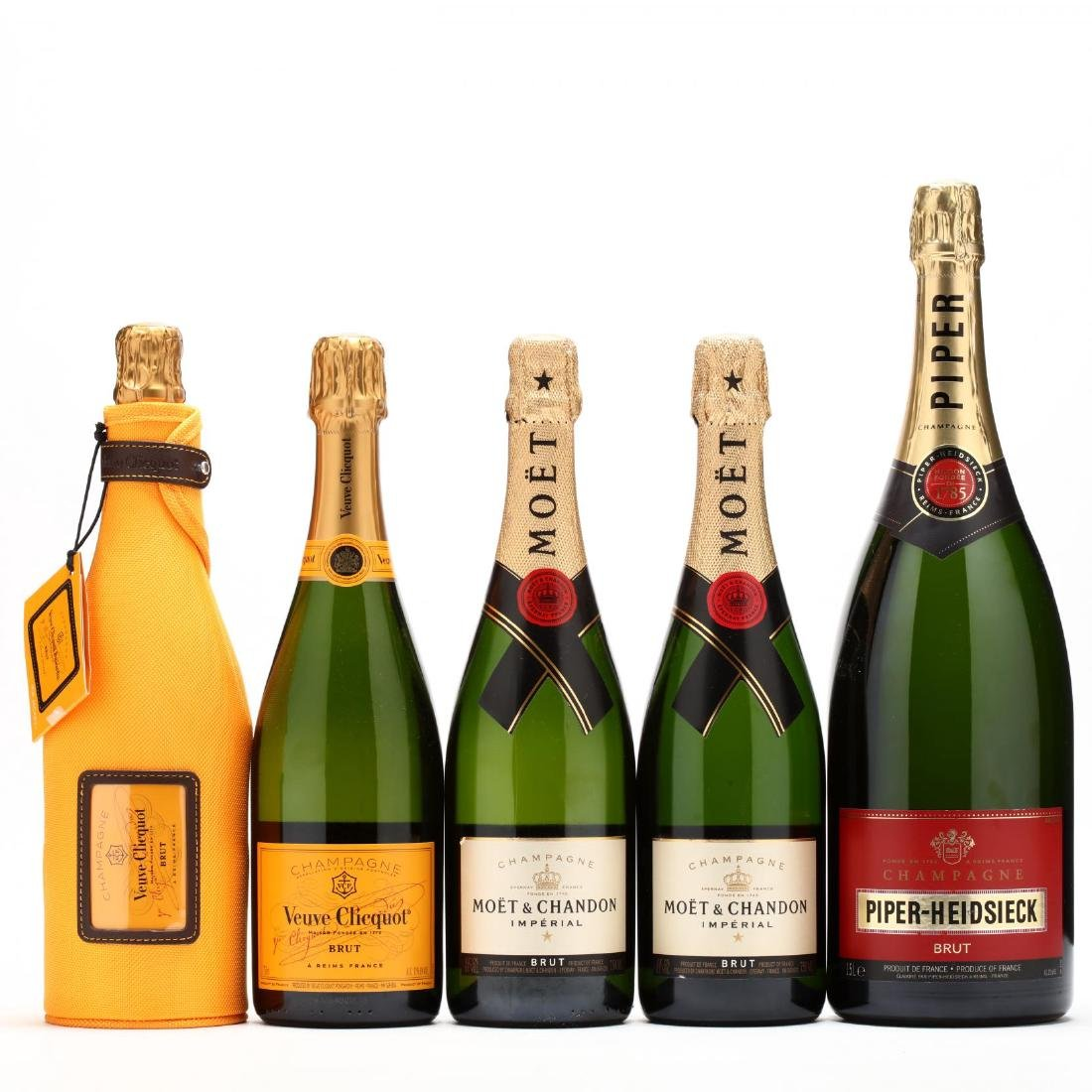 Instant Champagne Party Collection