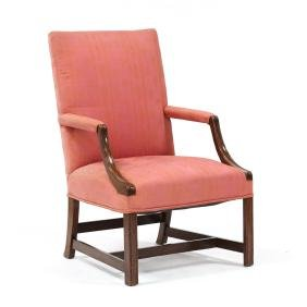 Chippendale Style Lolling Chair
