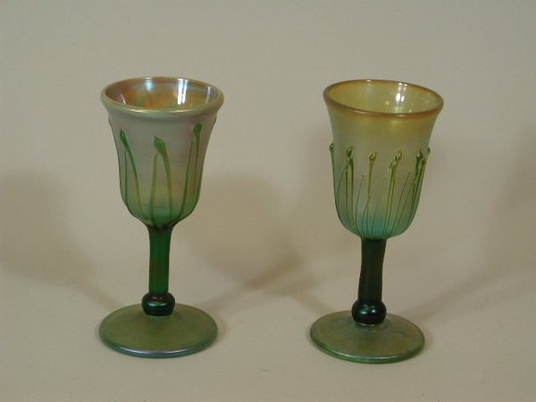 21: Pair of Goblets,
