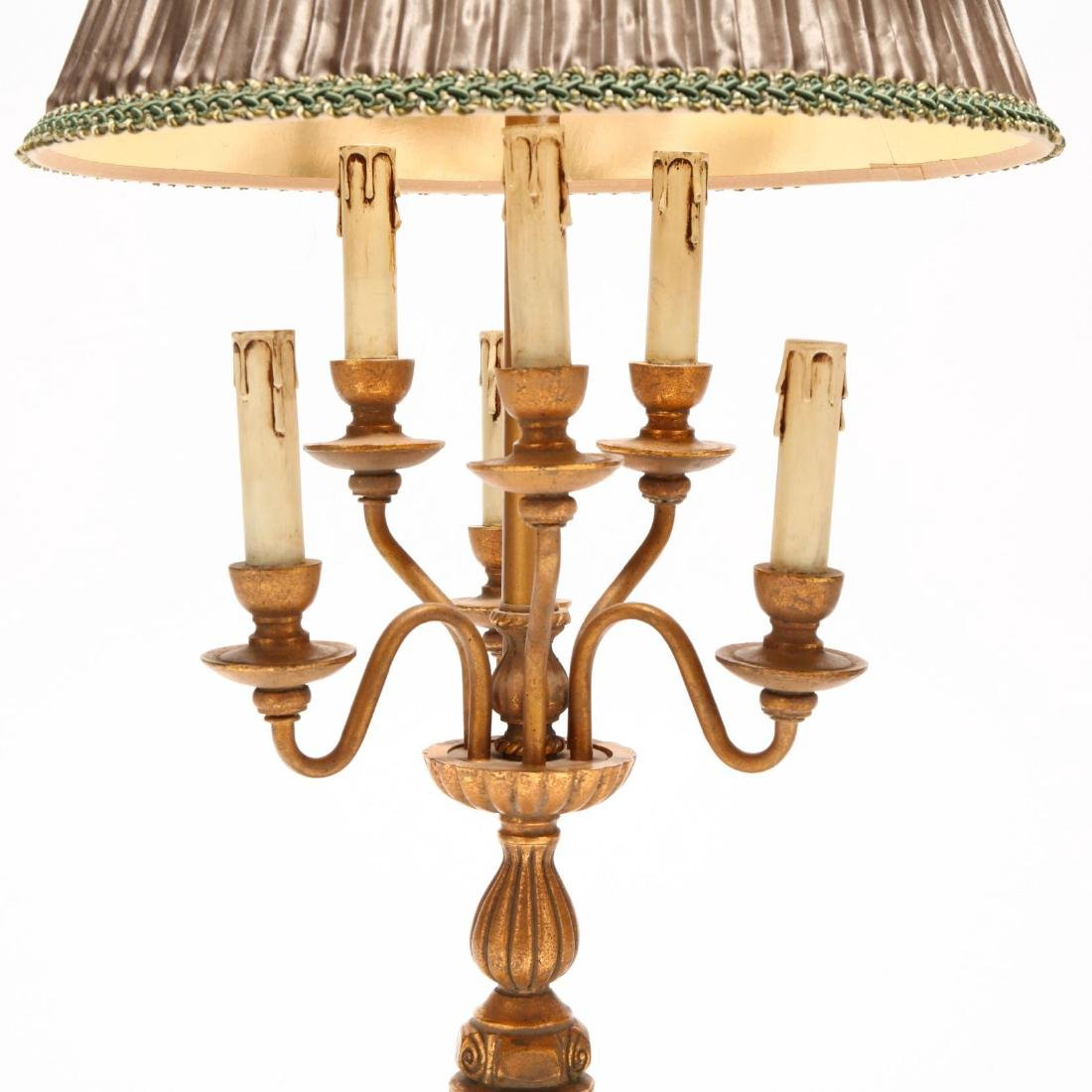 Pair of Italianate Style Candelabra Table Lamps - 3