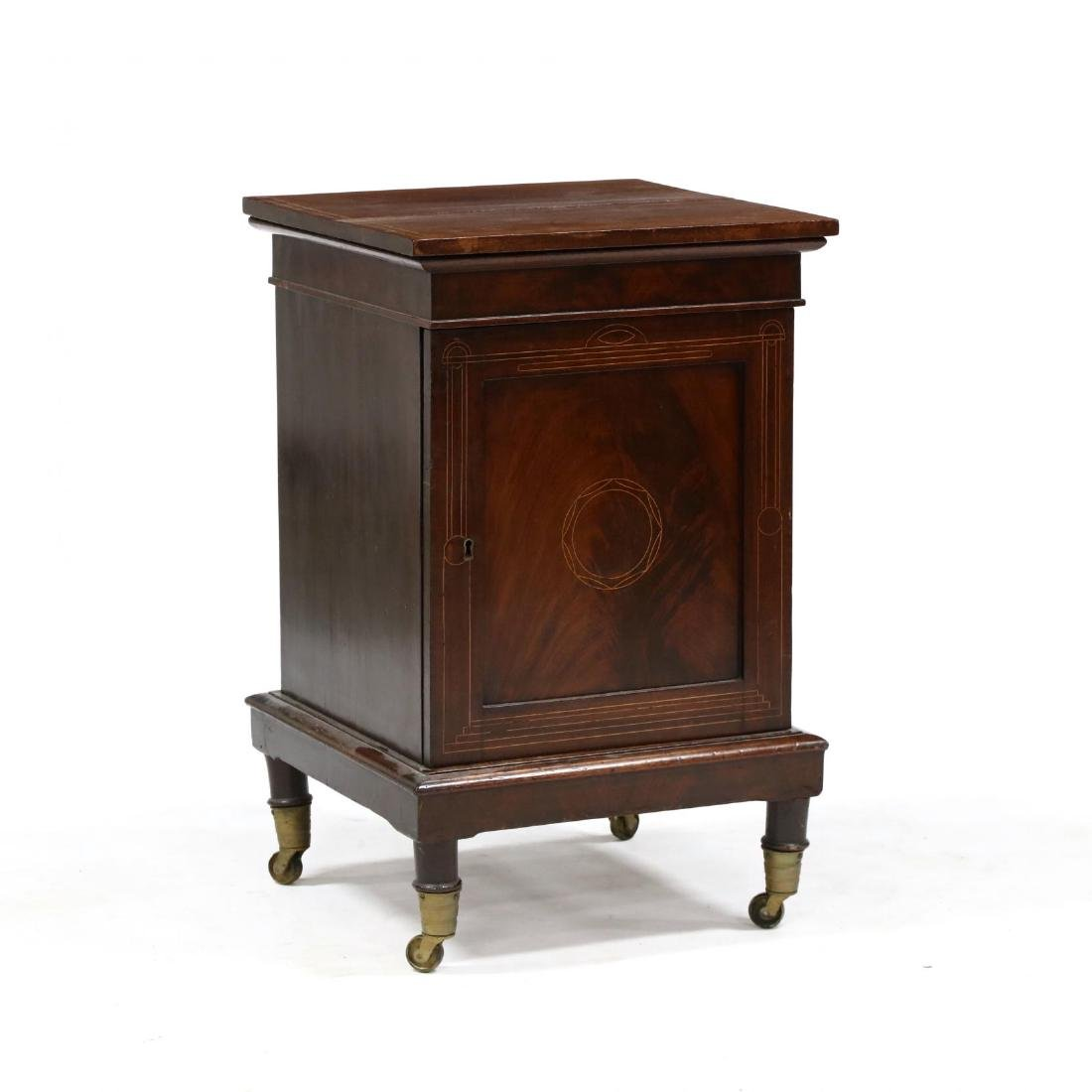 Edwardian Inlaid Side Table