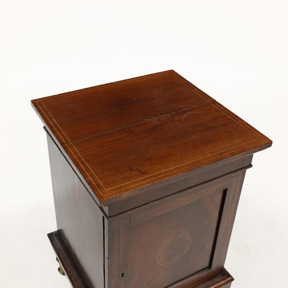 Edwardian Inlaid Side Table - 2