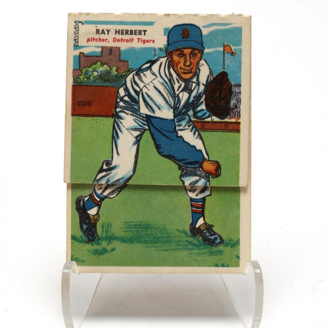 Vintage Baseball Cards and Ephemera Grouping - 6
