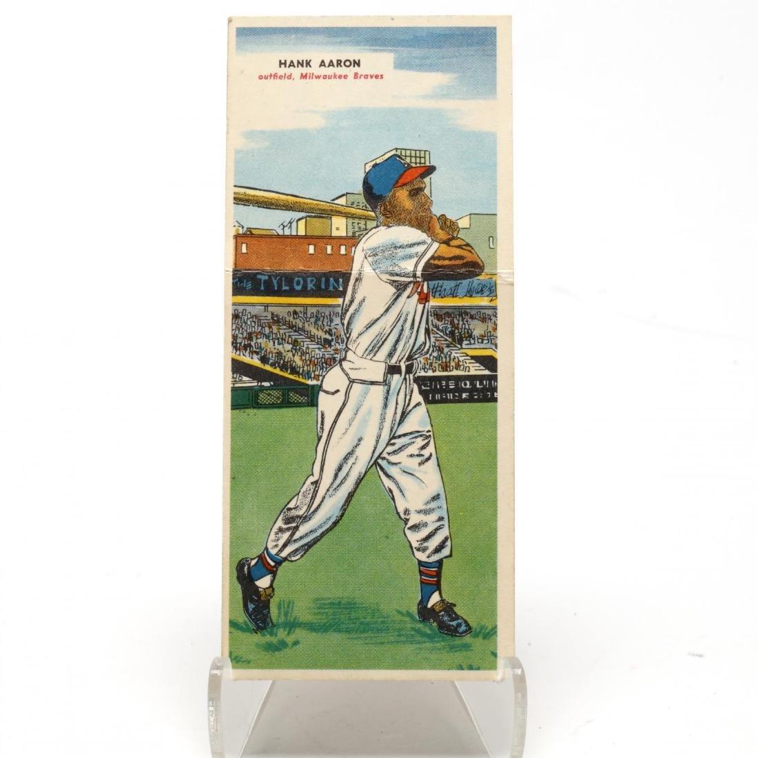 Vintage Baseball Cards and Ephemera Grouping - 7