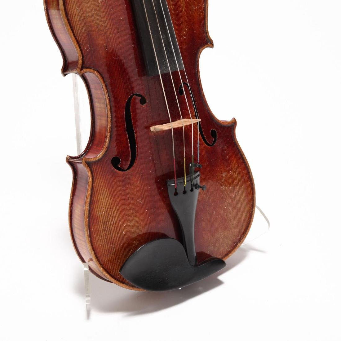 Vintage Czechoslovakian John Juzek Viola - 2