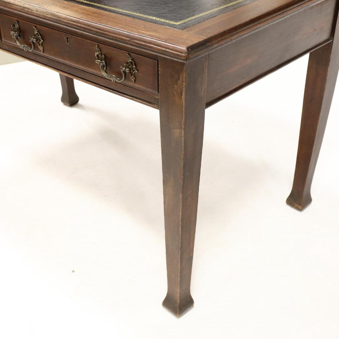 Edwardian Writing Table - 3