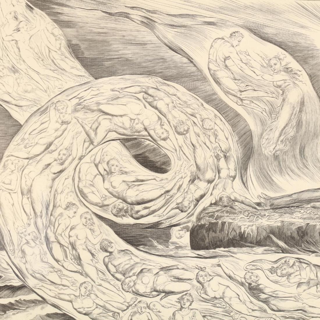 Two Framed Prints - Blake and Gropper - 3