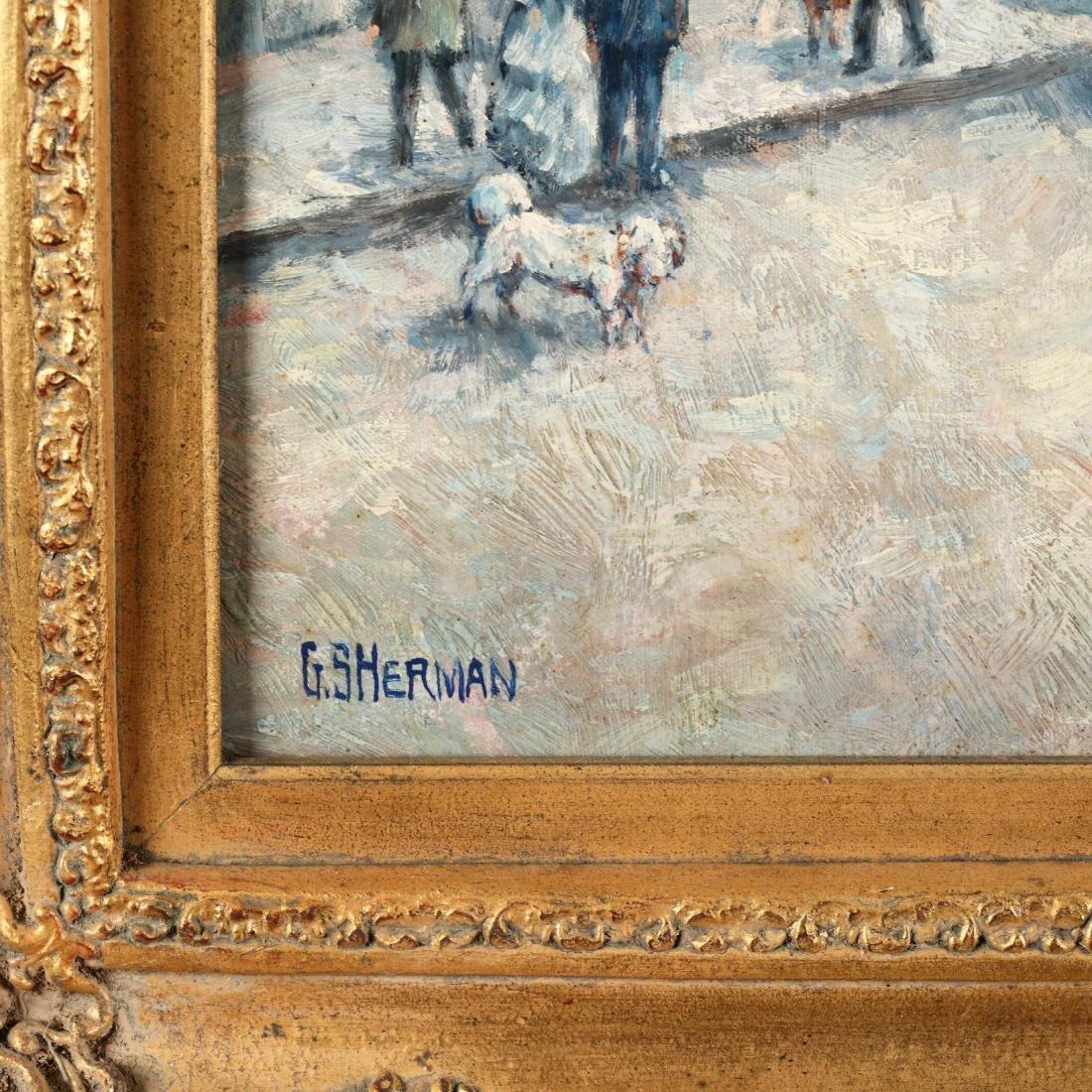 Gail Sherman Corbett (1871-1952),  Pont Neuf, Paris - 2