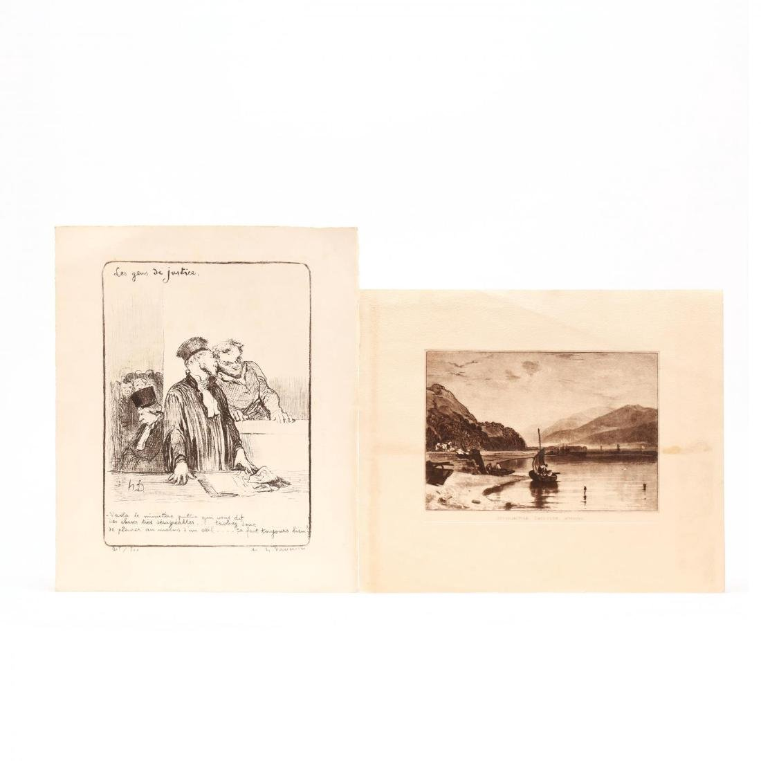 Group of Loose Antique Prints
