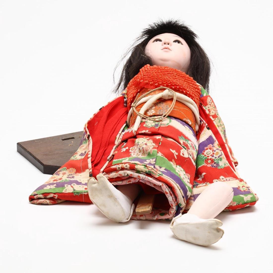 Four Asian Dolls - 2