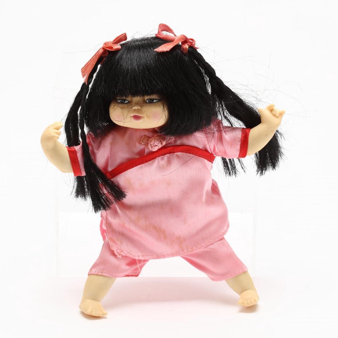 Four Asian Dolls - 3