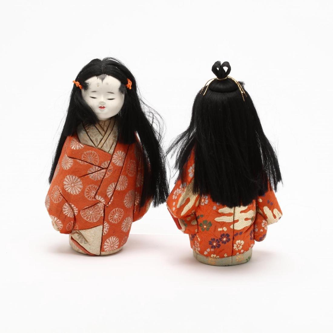 Four Asian Dolls - 5