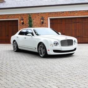 2013 Bentley Mulsanne Le Mans Edition (1 Of 48)