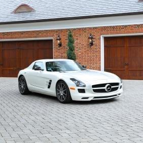 2011 Mercedes Benz Sls Gull Wing Amg