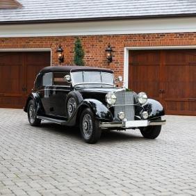 1934 Mercedes Benz 290 Cabriolet D