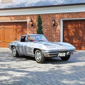 1963 Chevrolet Corvette Split Window Stingray Coupe