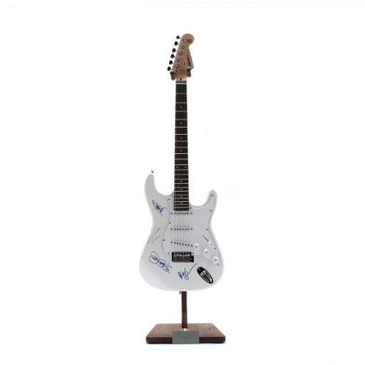 Bon Jovi Signed Electric Guitar