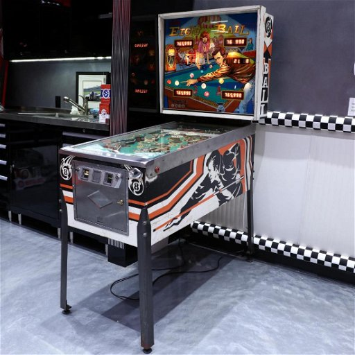 Bally Eight Ball Pinball Machine