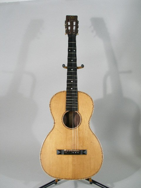 2002: Early Parlor Guitar,