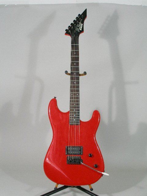 2012: BC Rich Rave Electric Guitar,
