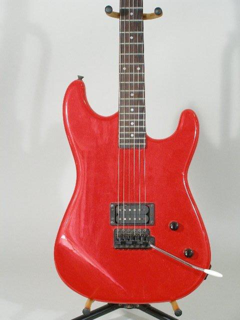 2012: BC Rich Rave Electric Guitar, - 2