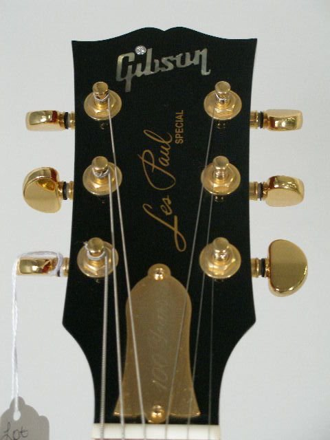 2021: Gibson Les Paul Special Double Cut Guitar, - 4