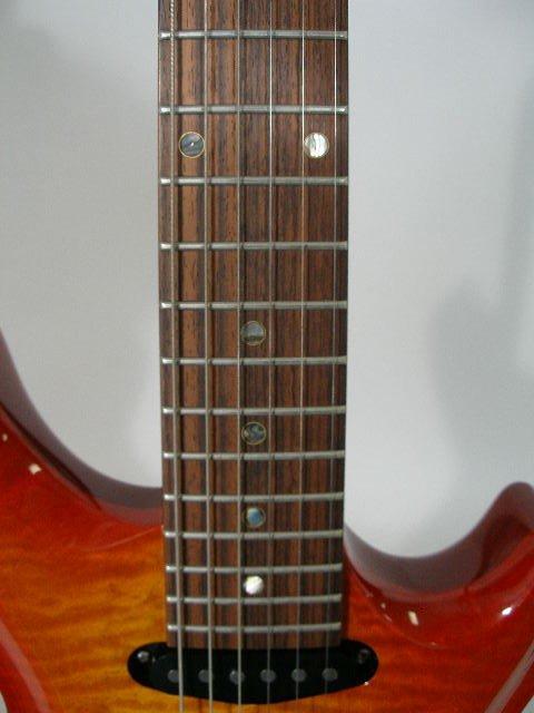 2024: Terry McInturff Empress Electric Guitar, - 5