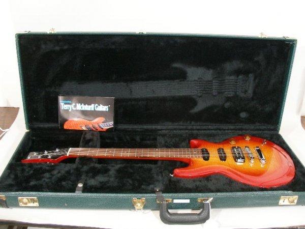 2024: Terry McInturff Empress Electric Guitar, - 9