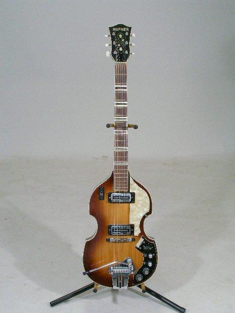 2030: Late 1960s Hofner Viola Electric Guitar,