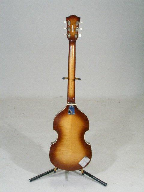 2030: Late 1960s Hofner Viola Electric Guitar, - 6