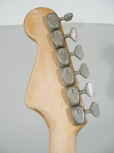 2052: Vintage Hagstrom II Electric Guitar, - 5