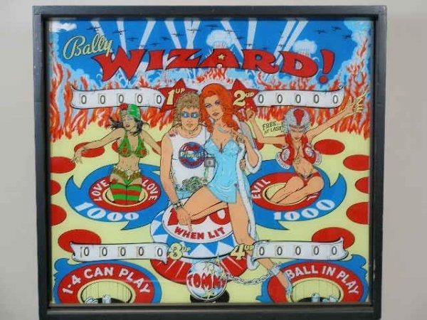 """2066: Bally """"Wizard"""" Pinball Machine, 1975,  - 2"""