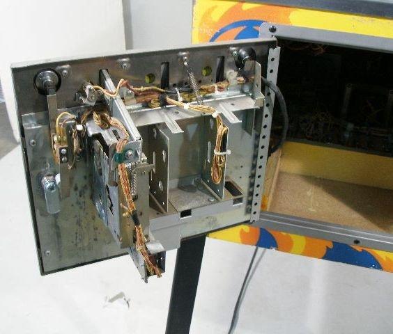 """2066: Bally """"Wizard"""" Pinball Machine, 1975,  - 8"""