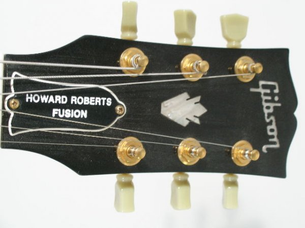 2079: Gibson Howard Roberts Fusion Lite Electric Guitar - 4