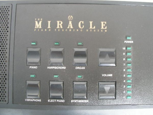 2083: The Miracle Piano Teaching System Keyboard, - 4