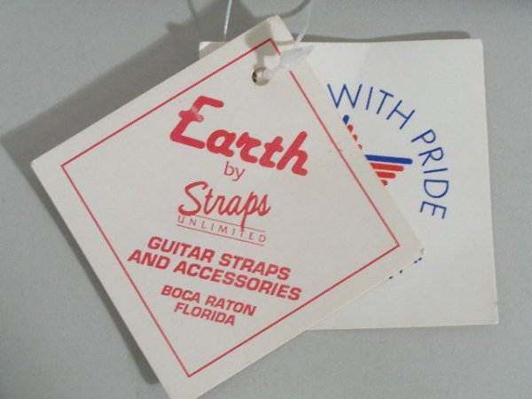2089: Vintage Nude Women Guitar Strap by Earth Strap, - 4